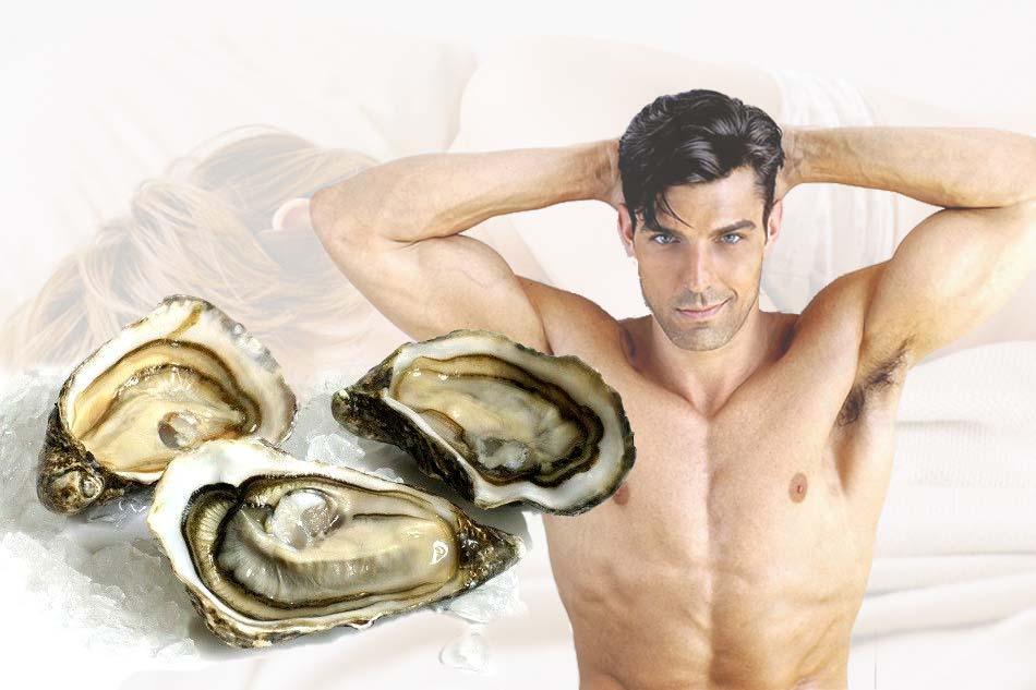 Ăn hàu biển tăng ham muốn ở nam giới