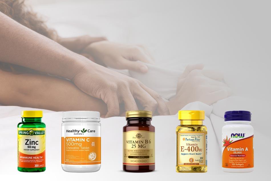 Bổ sung viên uống Vitamin